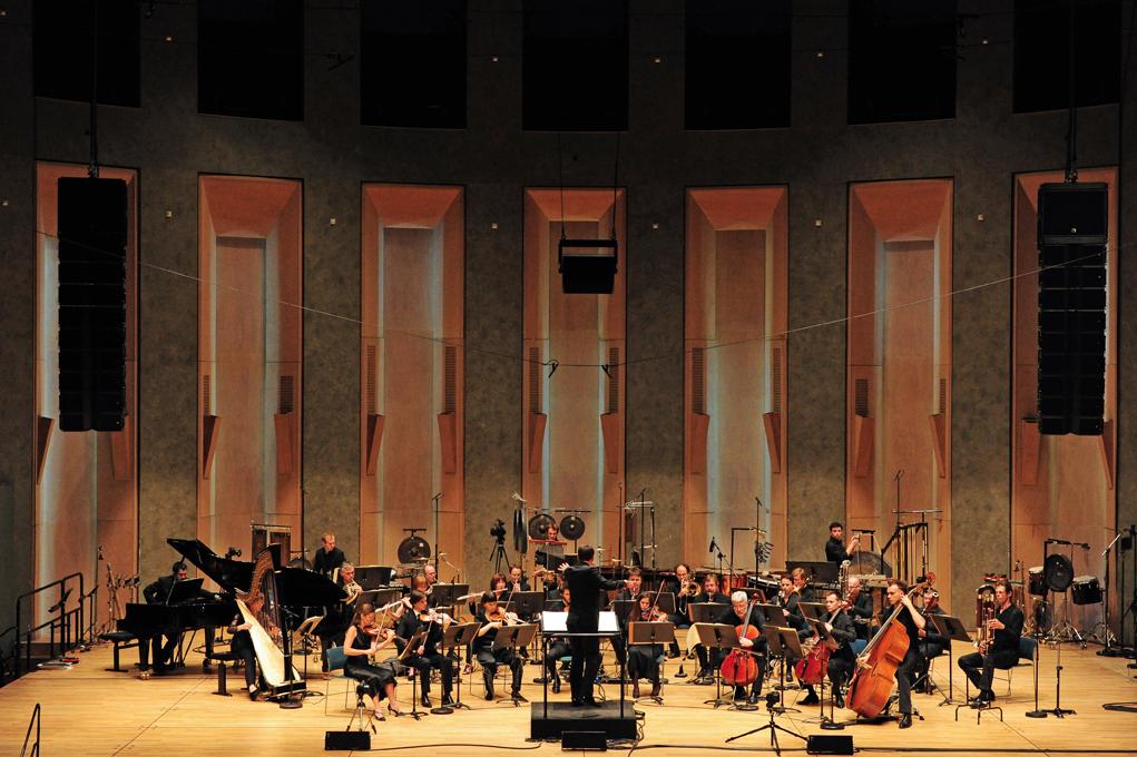 Ensemble Intercontemporain. Zdjęcie: Luc Hossepied