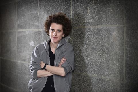 Olga Neuwirth. Zdjęcie: Markus Wächter
