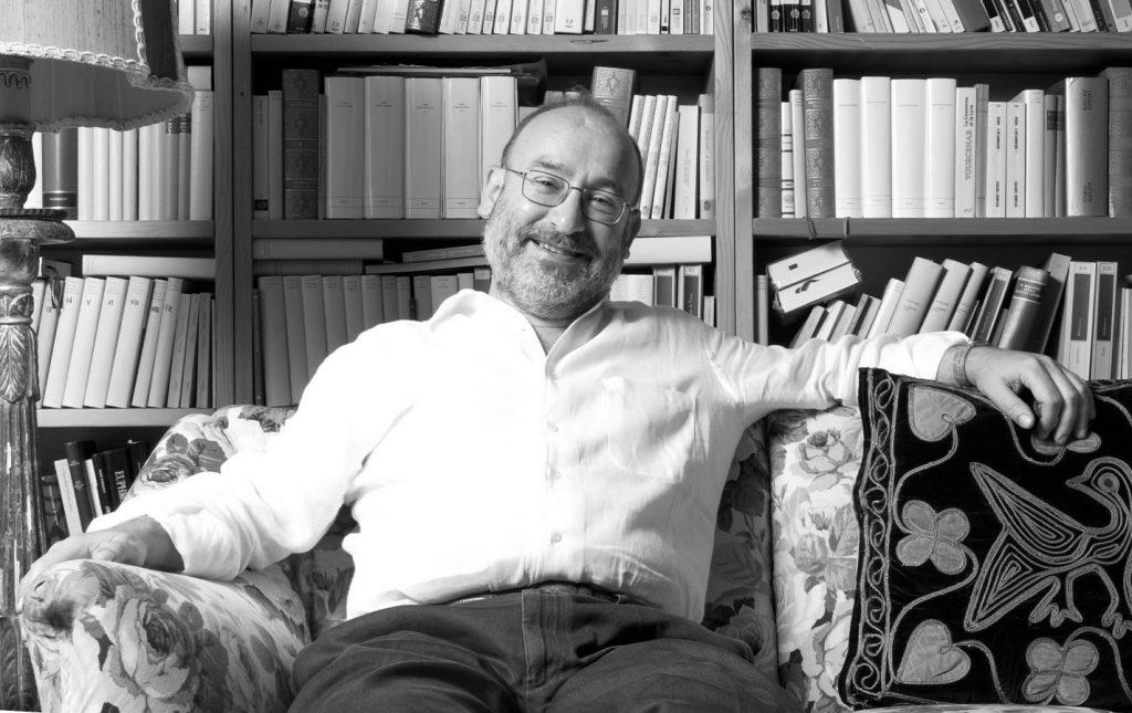 Salvatore Sciarrino, zdjęcie: Luca Carrà / RaiTrade