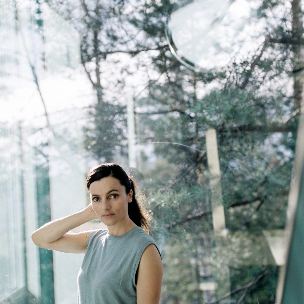 Maja S.K. Ratkje. Zdjęcie: Ellen Lande Gossner