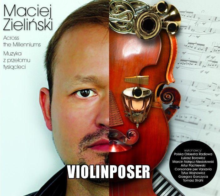 violinposer